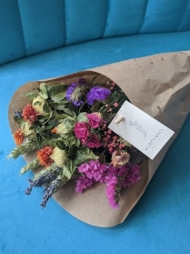 Dried Wildflower Bouquets